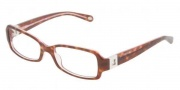Tiffany & Co. TF2032B Eyeglasses Eyeglasses - 8051 Top Havana Beige