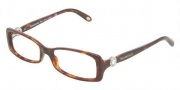Tiffany & Co. TF2037G Eyeglasses Eyeglasses - 8002 Havana