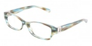 Tiffany & Co. TF2041B Eyeglasses Eyeglasses - 8124 Ocean Turquoise
