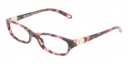 Tiffany & Co. TF2042 Eyeglasses Eyeglasses - 8126 Milky Pink Tortoise