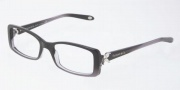 Tiffany & Co. TF2043B Eyeglasses Eyeglasses - 8128 Black Gray Gradient