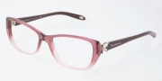 Tiffany & Co. TF2044B Eyeglasses Eyeglasses - 8109 Transparent Pink Gradient