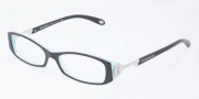 Tiffany & Co. TF2047B Eyeglasses Eyeglasses - 8055 Top Black Blue