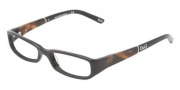 D&G DD1169 Eyeglasses Eyeglasses - 1651 Black (48 size only)