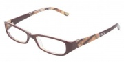 D&G DD1169 Eyeglasses Eyeglasses - 932 Violet on Texture