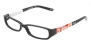 D&G DD1169 Eyeglasses Eyeglasses - 980 Black