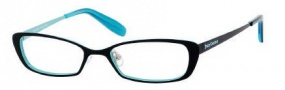 Juicy Couture Posh Eyeglasses Eyeglasses - 0807 Black