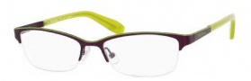 Juicy Couture Venice Eyeglasses Eyeglasses - 0FP4 Eggplant Green