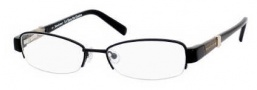 Juicy Couture Treat Eyeglasses Eyeglasses - 0003 Black Satin