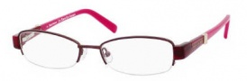 Juicy Couture Treat Eyeglasses Eyeglasses - 01D5 Brown Satin
