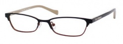 Juicy Couture Splendid Eyeglasses Eyeglasses - 0003 Black