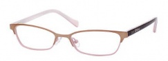Juicy Couture Splendid Eyeglasses Eyeglasses - 0JPF Brown Pink