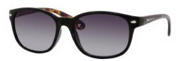 Juicy Couture Encore/S Sunglasses Sunglasses - 0D28 Black Tortoise (Y7 Gray Gradient Lens)