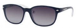 Juicy Couture Encore/S Sunglasses Sunglasses - 0EQ7 Navy (Y7 Gray Gradient Lens)