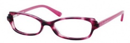 Juicy Couture Georgiana Eyeglasses Eyeglasses - 0JPN Pink Leopard