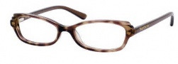 Juicy Couture Georgiana Eyeglasses Eyeglasses - 0JQE Safari Brown