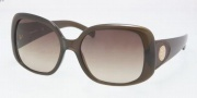 Tory Burch TY9006Q Sunglasses Sunglasses - 735/13 Olive / Brown Gradient