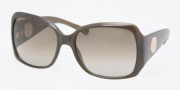 Tory Burch TY9010 Sunglasses Sunglasses - 735/13 Olive / Brown Gradient