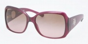 Tory Burch TY9010 Sunglasses Sunglasses - 904/14 Purple Brown / Rose Gradient
