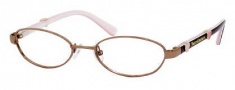 Juicy Couture Golden Eyeglasses Eyeglasses - 0EQ6 Almond