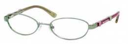 Juicy Couture Golden Eyeglasses Eyeglasses - 0JXJ Kiwi