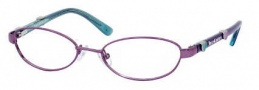 Juicy Couture Golden Eyeglasses Eyeglasses - 0JNB Lavender