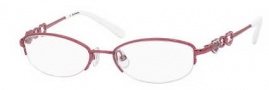 Juicy Couture Bit Eyeglasses Eyeglasses - 0JNA Pink