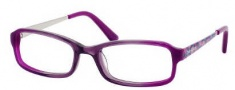 Juicy Couture Blaise Eyeglasses Eyeglasses - 06FB Purple Fade