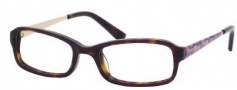 Juicy Couture Blaise Eyeglasses Eyeglasses - 0086 Tortoise