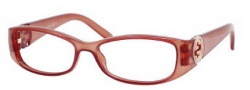 Gucci 3186 Eyeglasses Eyeglasses - 0ARE Pink