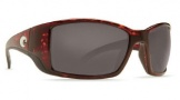 Costa Del Mar Blackfin RXable Sunglasses Sunglasses - Shiny Tortoise