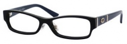 Gucci 3526/U/F Eyeglasses Eyeglasses - 007H Dark Gray Blue