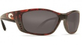 Costa Del Mar Fisch Rxable Sunglasses Sunglasses - Shiny Tortoise
