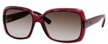 Gucci 3207/S Sunglasses Sunglasses - 0A03 Bordeaux (K8 Brown Gradient Lens)