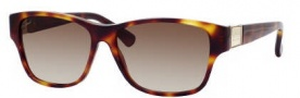 Gucci 3208/S Sunglasses Sunglasses - 005L Havana (CC Brown Gradient Lens)