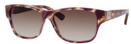 Gucci 3208/S Sunglasses Sunglasses - 0O39 Violet Beige (K8 Brown Gradient Lens)