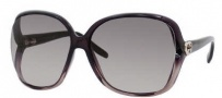 Gucci 3500/S Sunglasses Sunglasses - 0WNO Black Gray (EU Gray Gradient Lens)