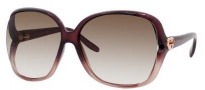 Gucci 3500/S Sunglasses Sunglasses - 0WNQ Shaded Brown (02 Brown Gradient Lens)