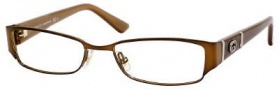 Gucci 2910 Eyeglasses Eyeglasses - 0Ml2 Brown