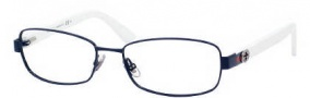Gucci 2893 Eyeglasses Eyeglasses - 071E Blue White
