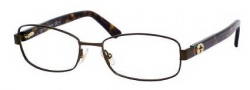 Gucci 2893 Eyeglasses Eyeglasses - 0X6D Brown Dark Havana