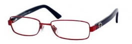 Gucci 2894 Eyeglasses Eyeglasses - 071K Red Blue