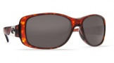 Costa Del Mar Tippet RXable Sunglasses Sunglasses - Shiny Tortoise