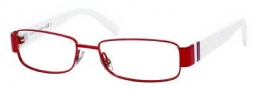 Gucci 2902 Eyeglasses Eyeglasses - 00E9 Red White