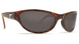 Costa Del Mar Triple Tail Rxable Sunglasses Sunglasses - Shiny Tortoise