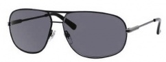 Gucci 1956 Sunglasses Sunglasses - 0PDE Semi Matte Black (BN Dark Gray Lens)