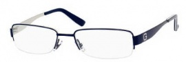 Gucci 1938 Eyeglasses Eyeglasses - 0MEl Blue Palladium 