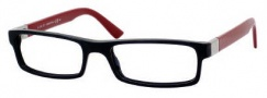 Gucci 1654 Eyeglasses Eyeglasses - 0RU0 Blue Red Rust