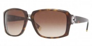 DKNY DY4074 Sunglasses Sunglasses - 301613 Dark Tortoise / Brown Gradient