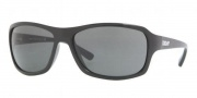 DKNY DY4075 Sunglasses Sunglasses - 329087 Black / Gray